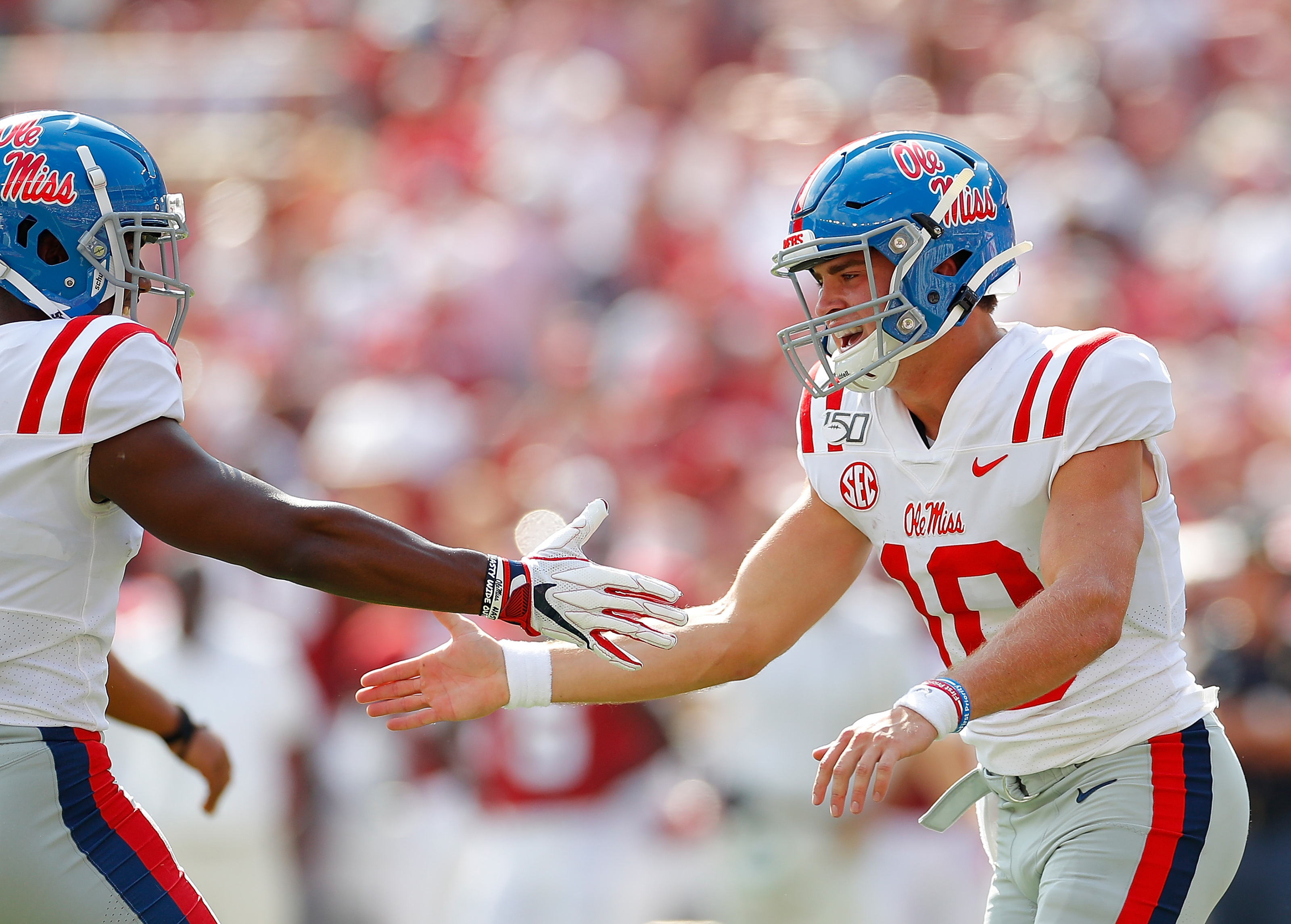 Ole Miss Football Trio Of Kiffin Plumlee And Moore Could Be Lethal