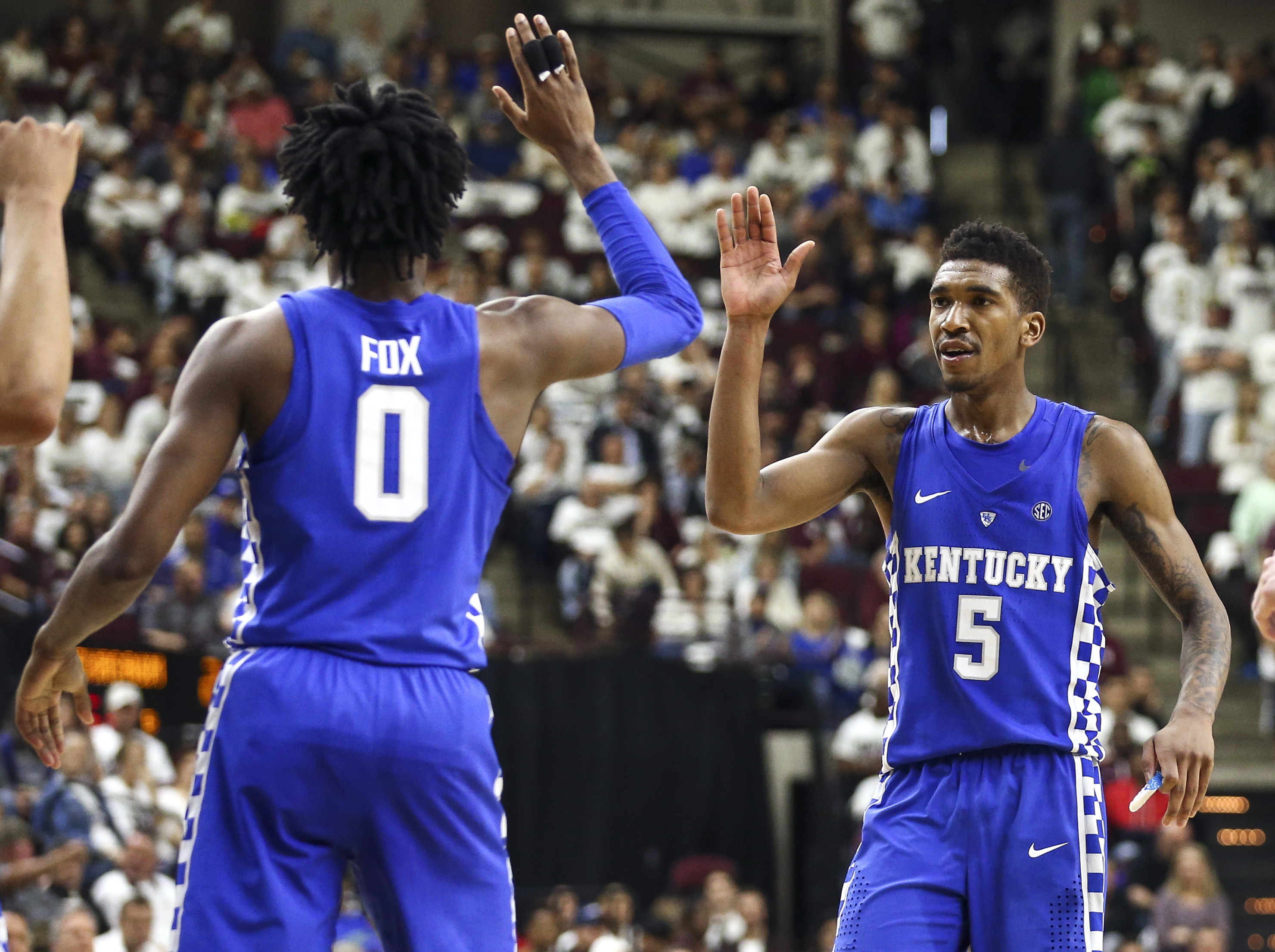 Uk Basketball: SEC Basketball: Six SEC Players Projected To Go In NBA Draft